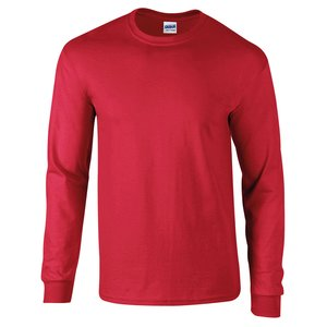 Gildan Ultra Long Sleeve Tee - Coloured Image 4 of 21