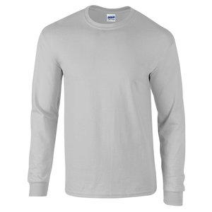Gildan Ultra Long Sleeve Tee - Coloured Image 5 of 21