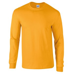 Gildan Ultra Long Sleeve Tee - Coloured Image 6 of 21