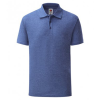 View Image 2 of 7 of Fruit of the Loom Value Polo - Colours - Printed
