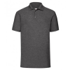 View Image 6 of 7 of Fruit of the Loom Value Polo - Colours - Printed