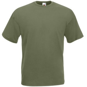 Fruit of The Loom Value Weight T-Shirt - Coloured Image 14 of 28