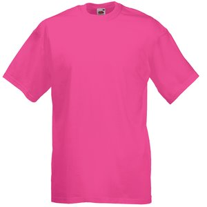 Fruit of The Loom Value Weight T-Shirt - Coloured Image 15 of 28
