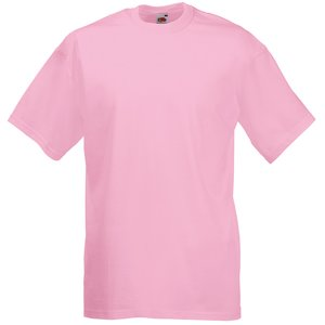 Fruit of The Loom Value Weight T-Shirt - Coloured Image 16 of 28
