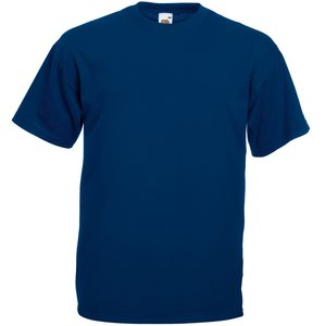 Fruit of The Loom Value Weight T-Shirt - Coloured Image 25 of 28