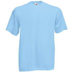 Fruit of The Loom Value Weight T-Shirt - Coloured Image 4 of 28