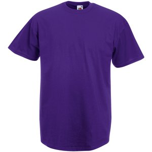 Fruit of The Loom Value Weight T-Shirt - Coloured Image 5 of 28