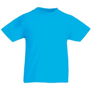 Fruit of the Loom Kid's Value Weight T-Shirt - Coloured Image 1 of 18
