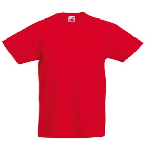 Fruit of the Loom Kid's Value Weight T-Shirt - Coloured Image 11 of 18