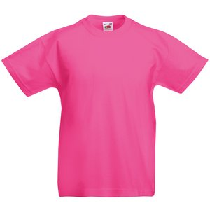 Fruit of the Loom Kid's Value Weight T-Shirt - Coloured Image 17 of 18