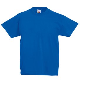 Fruit of the Loom Kid's Value Weight T-Shirt - Coloured Image 3 of 18