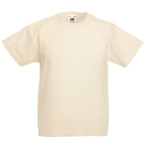 Fruit of the Loom Kid's Value Weight T-Shirt - Coloured Image 5 of 18