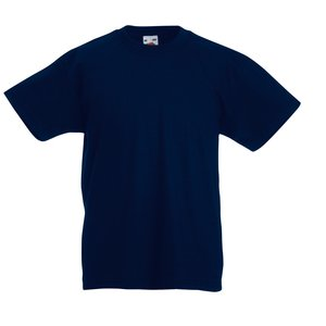 Fruit of the Loom Kid's Value Weight T-Shirt - Coloured Image 7 of 18