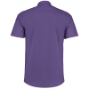 View Extra Image 6 of 14 of Kustom Kit Men's Poplin Shirt - Short Sleeve