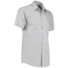 View Extra Image 7 of 14 of Kustom Kit Men's Poplin Shirt - Short Sleeve