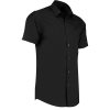 View Extra Image 13 of 14 of Kustom Kit Men's Poplin Shirt - Short Sleeve