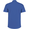 View Extra Image 2 of 14 of Kustom Kit Men's Poplin Shirt - Short Sleeve