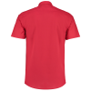 View Extra Image 4 of 14 of Kustom Kit Men's Poplin Shirt - Short Sleeve
