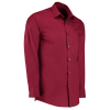 View Extra Image 12 of 14 of Kustom Kit Men's Poplin Shirt - Long Sleeve