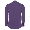 View Extra Image 5 of 14 of Kustom Kit Men's Poplin Shirt - Long Sleeve