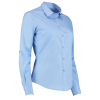View Extra Image 7 of 15 of Kustom Kit Women's Poplin Shirt - Long Sleeve