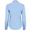 View Extra Image 9 of 15 of Kustom Kit Women's Poplin Shirt - Long Sleeve
