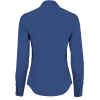 View Extra Image 3 of 15 of Kustom Kit Women's Poplin Shirt - Long Sleeve