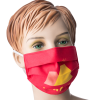 View Extra Image 8 of 12 of Sublimation Printed Face Masks