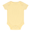 View Extra Image 4 of 10 of Short Sleeve Essential Baby Bodysuit