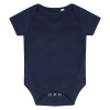View Extra Image 7 of 10 of Short Sleeve Essential Baby Bodysuit