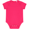 View Extra Image 9 of 10 of Short Sleeve Essential Baby Bodysuit