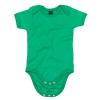View Extra Image 1 of 2 of Short Sleeve Cotton Baby Grow
