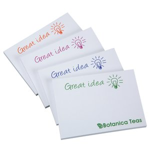 A7 Sticky Notes - Great Idea Design Image 1 of 1