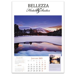 Wall Calendar - Dawn and Dusk Image 1 of 1