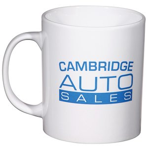 Cambridge Mug - Caption Design - Biscuit Image 1 of 1