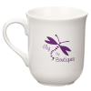 View Extra Image 1 of 2 of Promotional Bell Mug - White