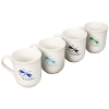 View Extra Image 2 of 2 of Promotional Bell Mug - White