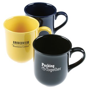 Promotional Bell Mug - Coloured - 2 Day Image 1 of 4