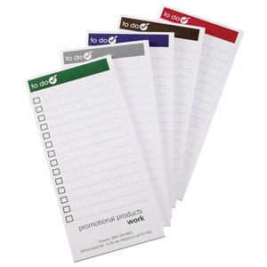 Slimline 50 Sheet Notepad - To Do Design Image 1 of 1