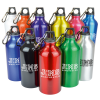 View Extra Image 1 of 1 of 550ml Aluminium Sports Bottle - Gloss