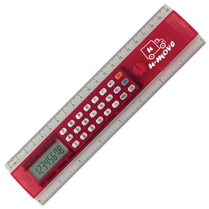 20cm Ruler with Calculator Image 1 of 3