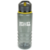800ml Sports Bottle with Straw Image 1 of 3