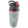 800ml Sports Bottle with Straw Image 3 of 3
