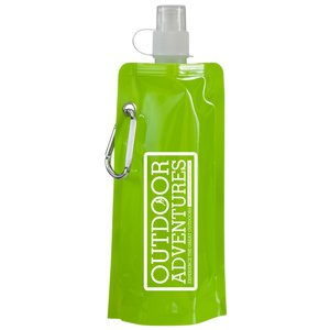 475ml Foldable Water Bottle Image 1 of 5