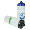 View Image 2 of 2 of Biodegradable Sports Bottle - Valve Cap