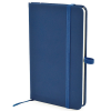 View Extra Image 1 of 1 of A6 Soft Touch Notebook - Debossed
