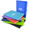 View Extra Image 1 of 1 of A4 Soft Touch Notebook - Debossed