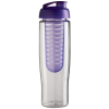 View Image 2 of 2 of Tempo Sports Bottle - Flip Lid with Fruit Infuser