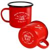 View Extra Image 1 of 3 of 285ml Retro Enamel Mug