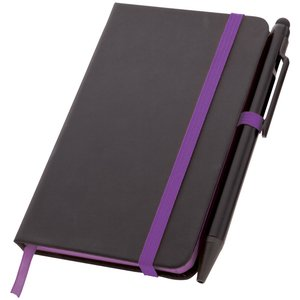 Edge Notebook & Stylus Pen - A5 - Full Colour Image 2 of 9